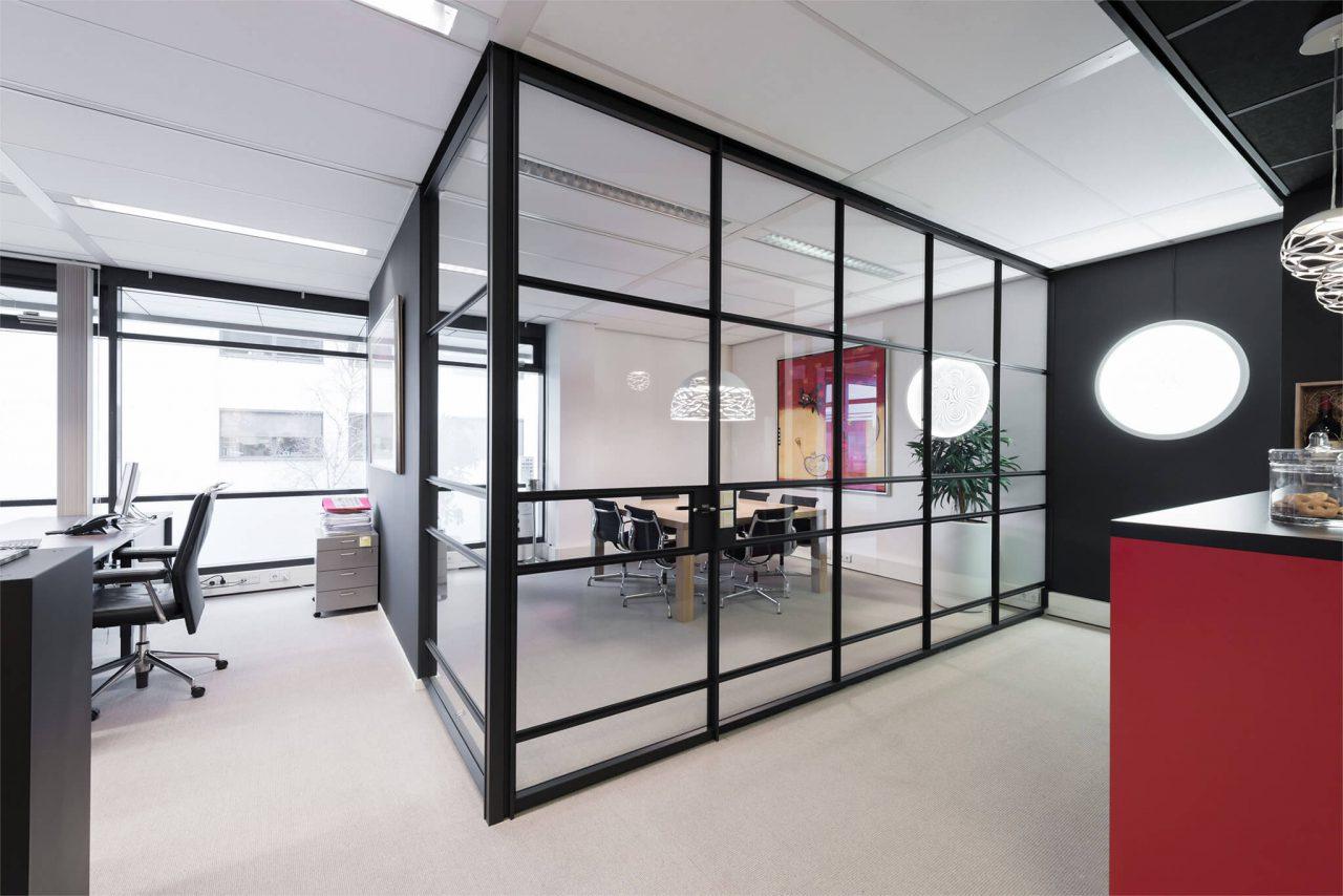Kantoor Interforce Rijswijk GewoonGers wand