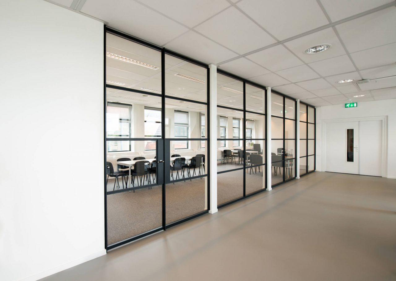 Kantoor SWAP Support Den Haag GewoonGers wand