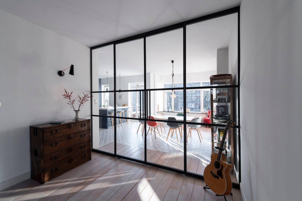 GewoonGers dubbele taatsdeur en zijlichten Den Haag