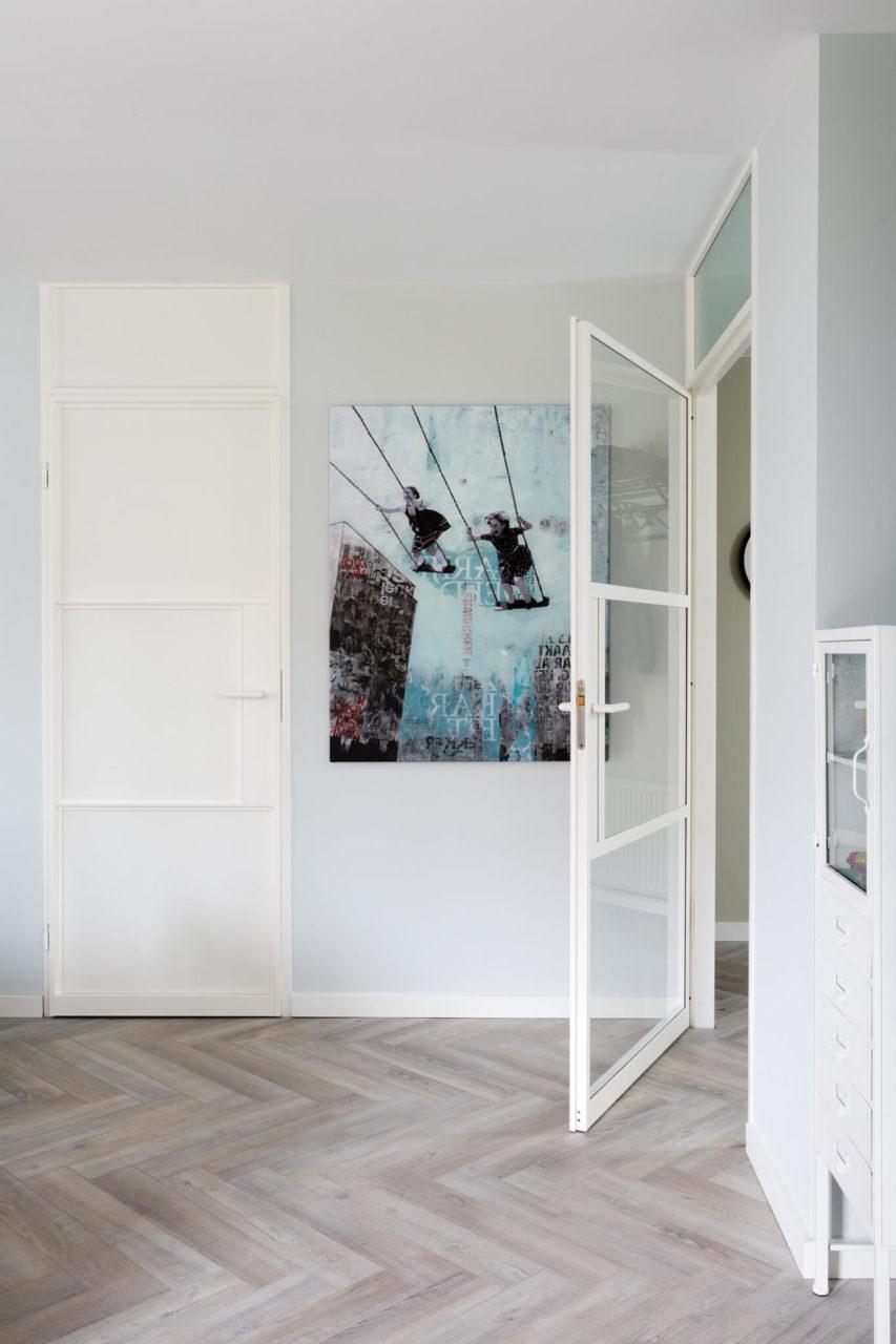 gewoongers stalen deuren woonkamer vtwonen