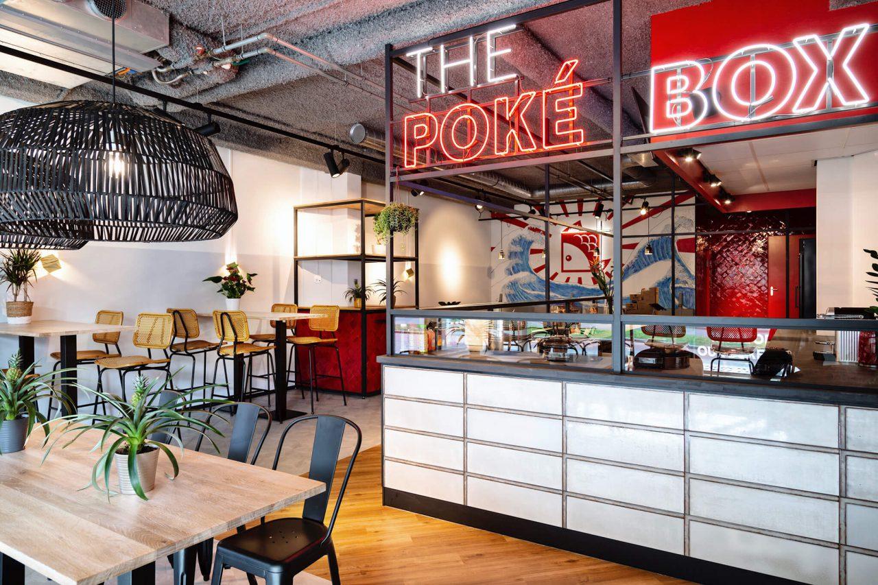 Restaurant The Poké Box Rotterdam GewoonGers