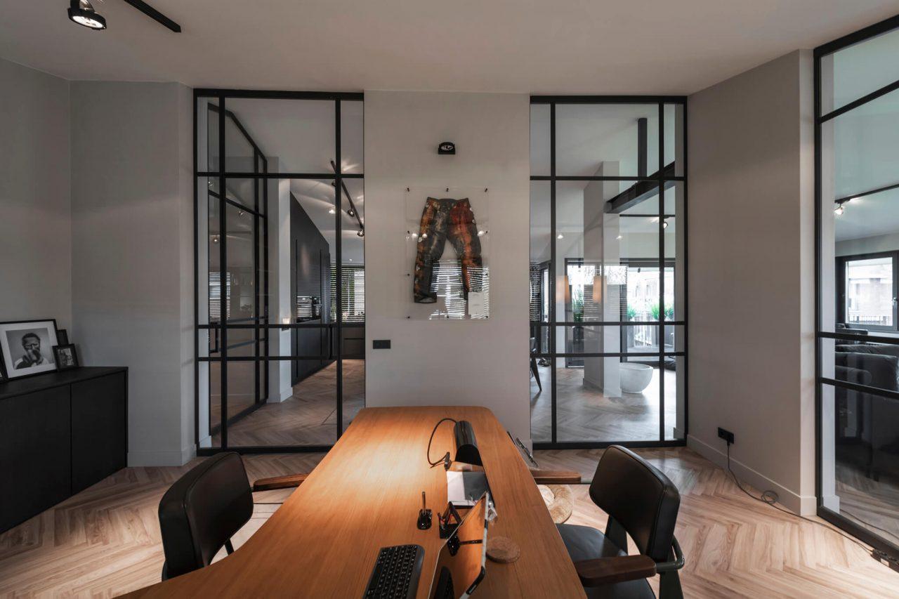 Hillegersberg Rotterdam Taatsdeuren tot plafond GewoonGers