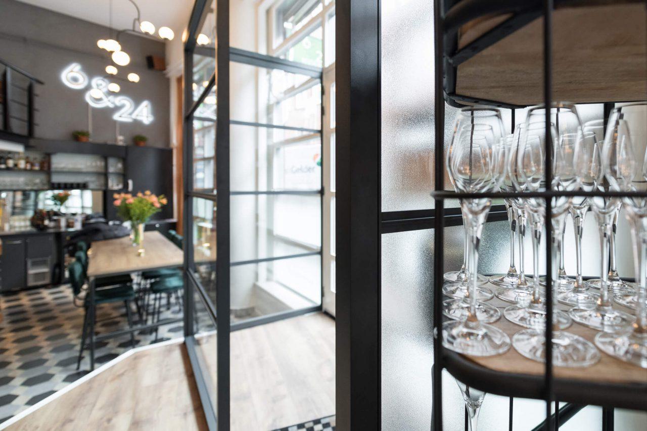 Restaurant 6&24 Den Haag tochtsluis GewoonGers