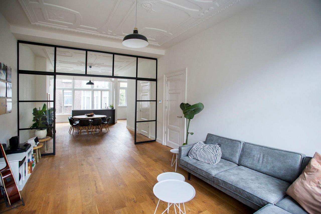 Rotterdam roomdivider zonder deur GewoonGers